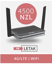 Billion BiPac 4500NZL - pdf letak