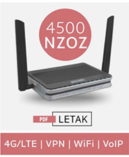 Billion BiPac 4500NZOZ - pdf letak
