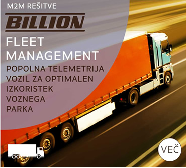 Billion - Fleet Managament