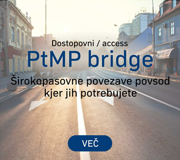 Point-To-MultiPoint Bridge Cambium