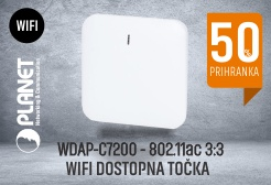 Planet WNAP-7300 - zunanja WiFi DT CPE 5GHz