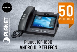 Planet ICF1800 - Android IP telefon