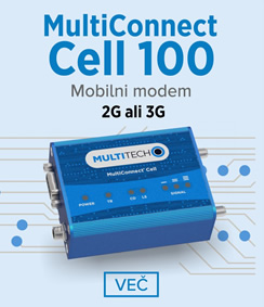 MultiTech MultiConnect Cell 100 - mobilni modem