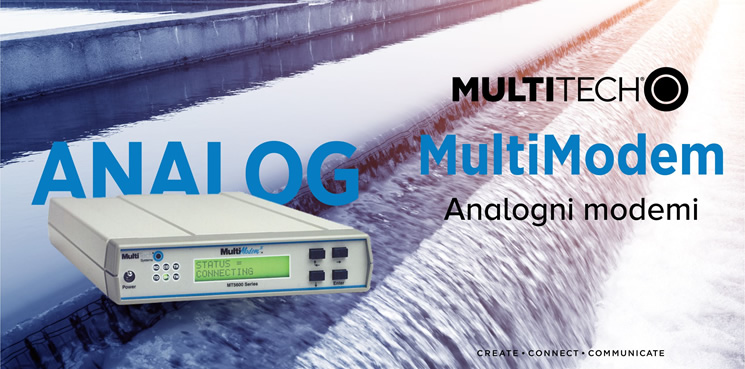 MultiTech MultiModem - analogni modemi