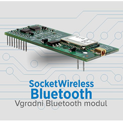 SocketWireless Bluetooth (MTS2BTSMI Series)