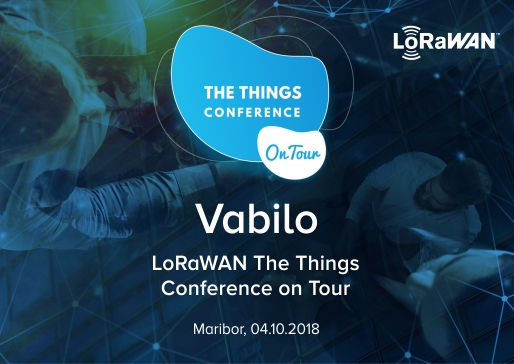 Vabilo na LoRaWAN The Things Conference on Tour