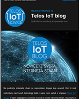 Telos E novice, mar 2018 IoT