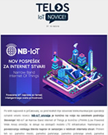 Telos IoT novice, nov 2019