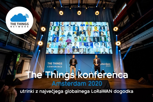 The Things konferenca, Amsterdam 2020