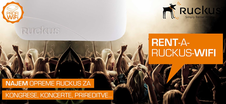 Rent-a-Ruckus-WiFi . najem opreme Ruckus Wireless