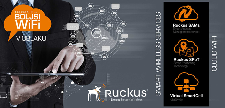 Ruckus Wireless | Ruckus Smart Wireless Services - Cloud WiFi