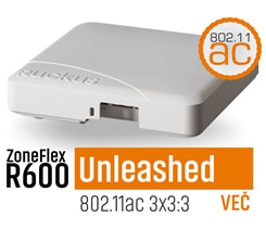 ZoneFlex R600 Unleashed