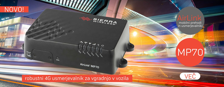 Sierra Wireless AirLink MP70